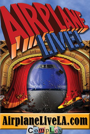 The Fringe 2017 - Airplane Live