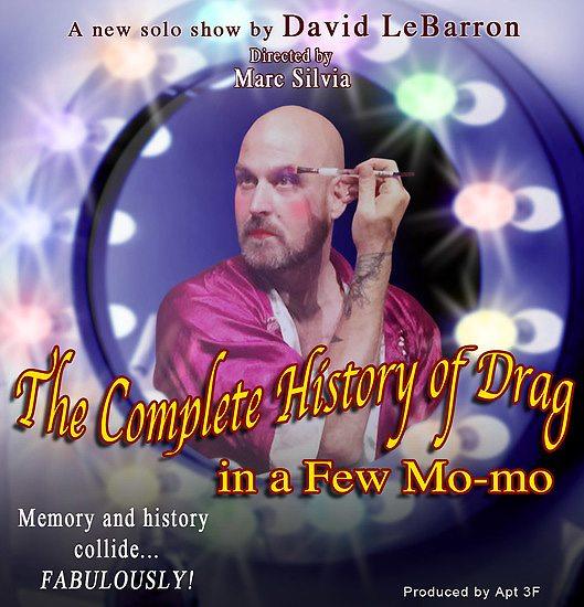 Fringe 2017 - Complete History of Drag