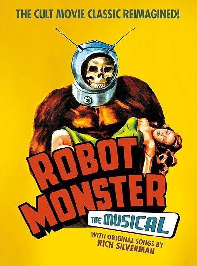 Fringe 2017 - Robot Monster