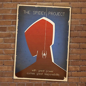 Justin Moran's Spidey Project