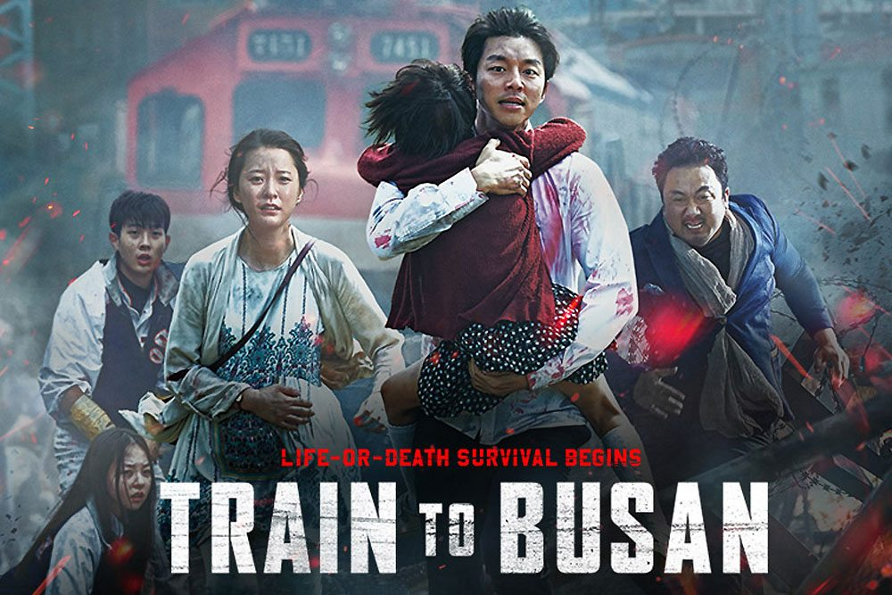 Zombie Horror Drama-Train to Busan