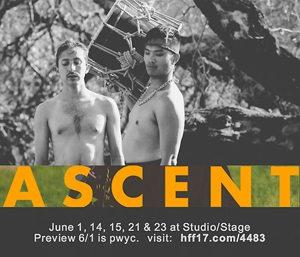 Ascent-Hollywood Fringe 2017