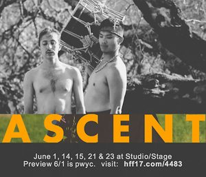 Ascent-Hollywood Fringe 2017