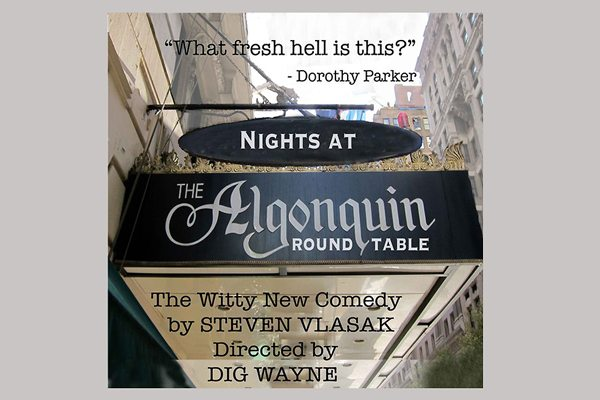 Nights at the Algonquin-Events-TVolution