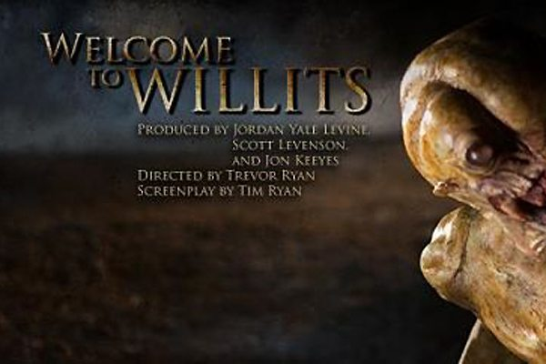 Horror-Sci-Fi-Welcome to Willits