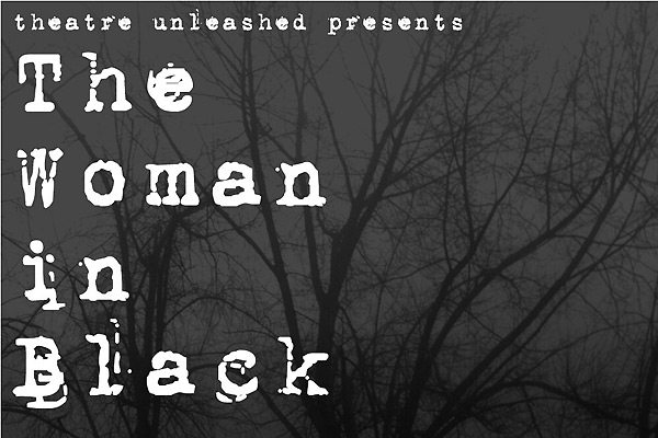 Theatre Unleashed-Woman in Black