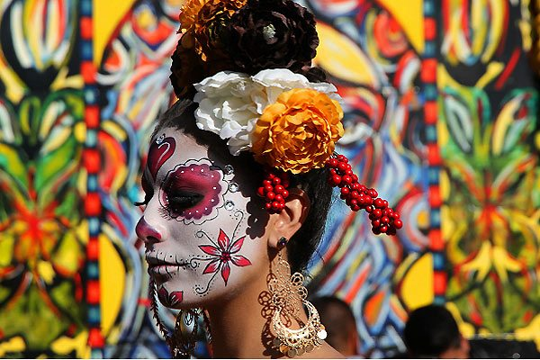 Hollywood Cemetery-Dia do los Muertos 2016