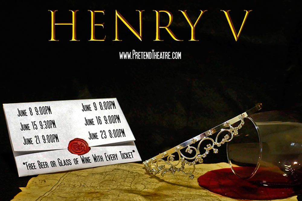 Pretend Theatre-Henry V