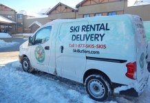 Ski Butlers offers the ski delivery ultimate convenience for skiers.