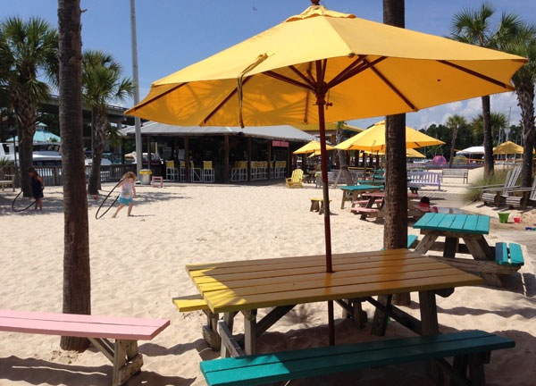 Not just a restaurant, LuLu's in Gulf Shores, AL, is an experience.