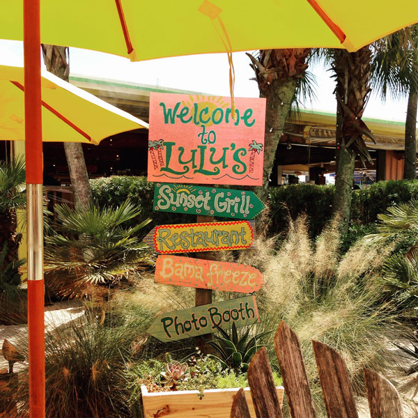 There's a lot to do besides eat at LuLu's in Gulf Shores, Ala.