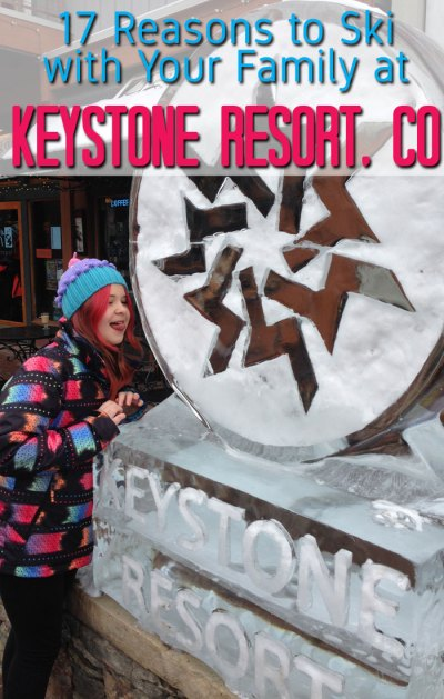 17 Reasons to Ski with your Family at Keystone Resort, Colorado.
