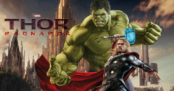 Thor: Ragnarok - most anticipated movies on 2017