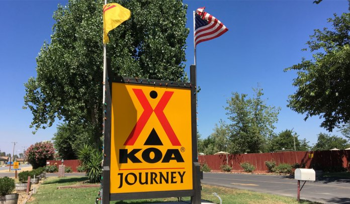 The KOA Visalia is a great location for families visiting Sequoia and Kings Canyon National Parks.
