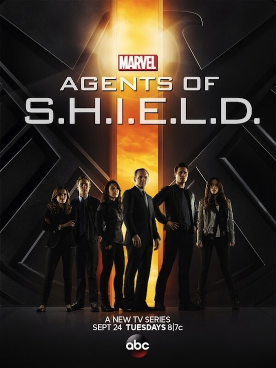 agents of shield poster