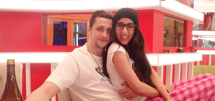 Jon and neda big brother dating