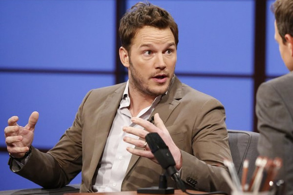 chris pratt 2014