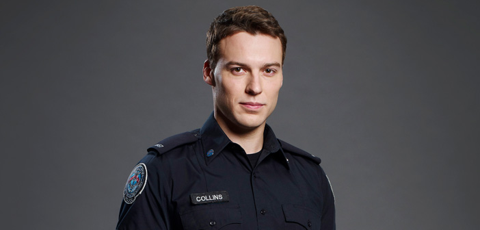 rookie blue peter mooney interview