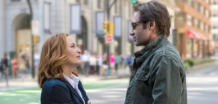 new x files trailers