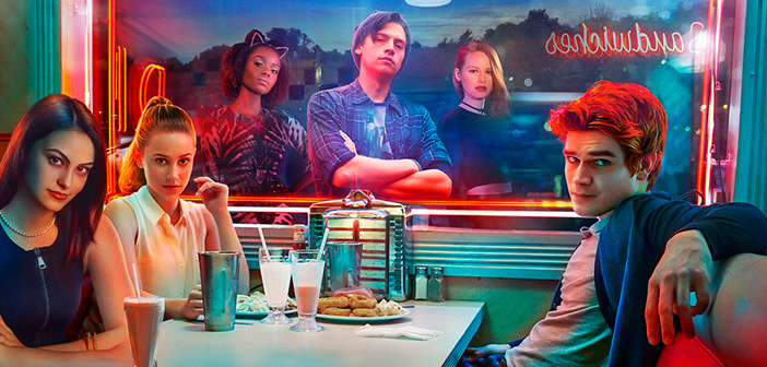 Image result for riverdale Netflix