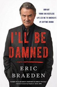 eric braeden book i'll be damned
