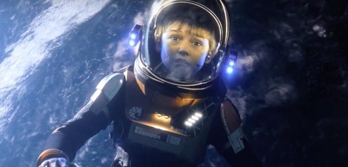 lost in space netflix premiere