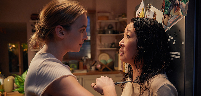 Watch The Premiere Of Killing Eve In Canada The Tv Watercooler