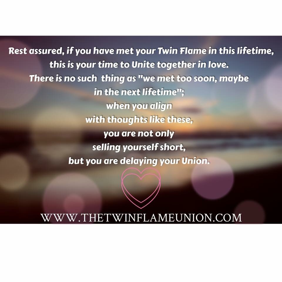 Twin Flame Quotes – The Twin Flame Union