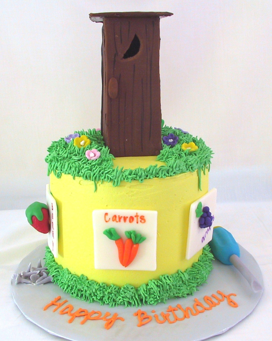 outhouse birthday cake danville lexington nicholasville bakery