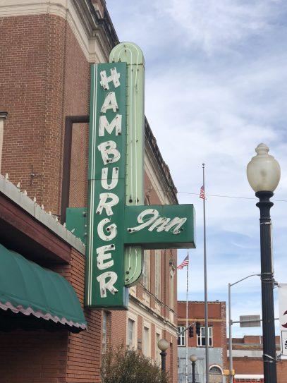 Hamburger Inn restaurant