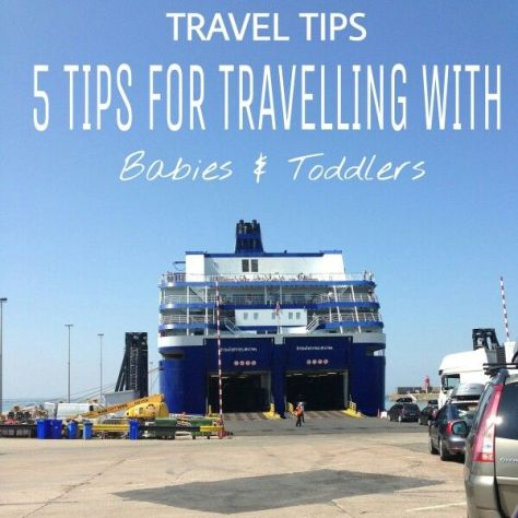 parenting tips travel toddlers babies baby infant the two darlings blog ireland