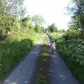 irish countryside getting outside with children toddler cycling the two darlings mummy blogger ireland