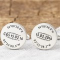 personalised jewellery personalised cuff links ireland 30th birthday gift ideasbirthday gift ideas the two darlings personalised gifts for your husband