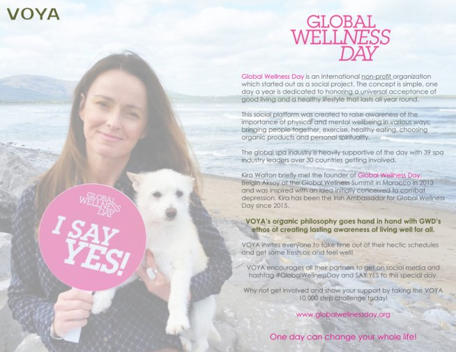 global wellness day ireland strandhill voya the two darlings parenting blog ireland