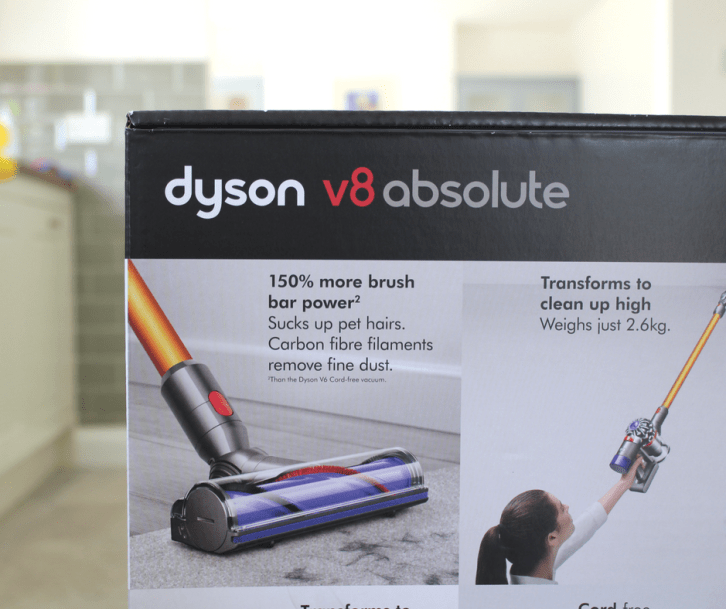 dyson v8 absolute review dyson v8 absolute ireland the two darlings parenting blog mummy blogger ireland cork