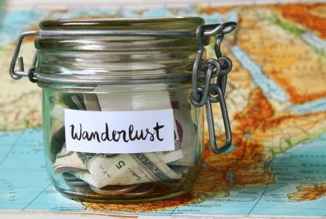 The best way to save money for travelling
