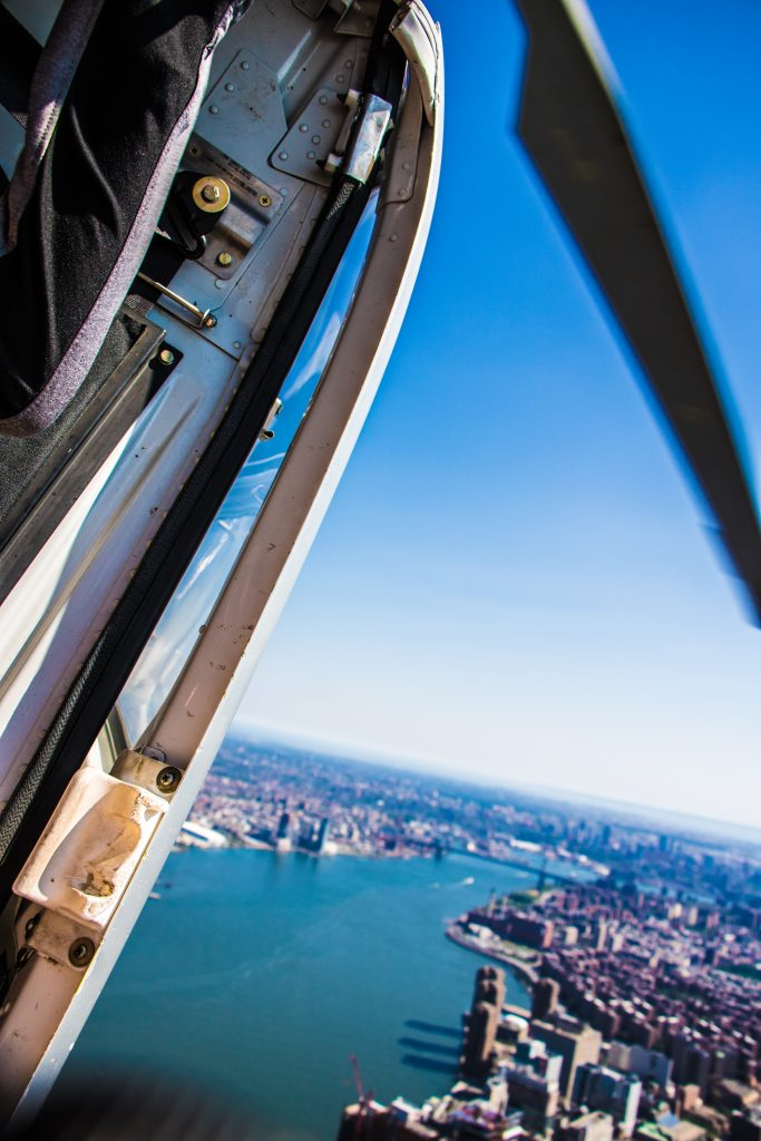 View from the helicopter - FlyNyon Review