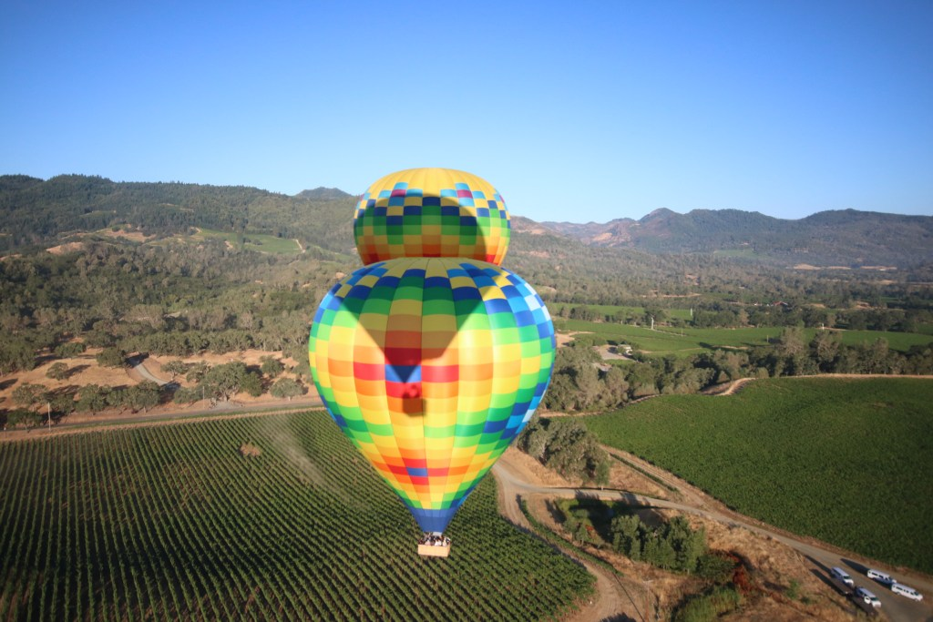Napa Valley Aloft Review – It's more than just hot air!