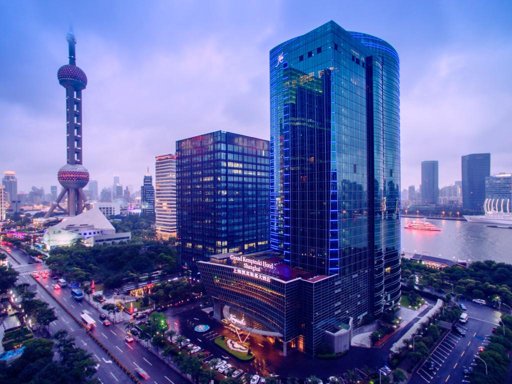 Grand Kempinski Hotel Shanghai Review – Guest Post