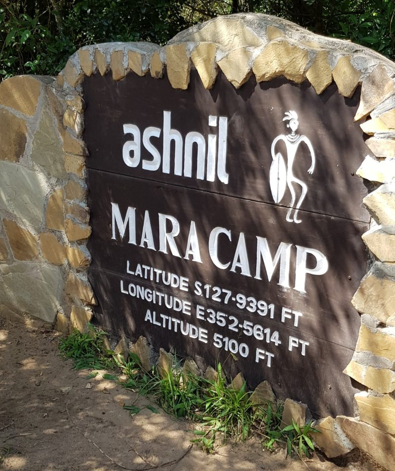 Ashnil Mara Camp Review