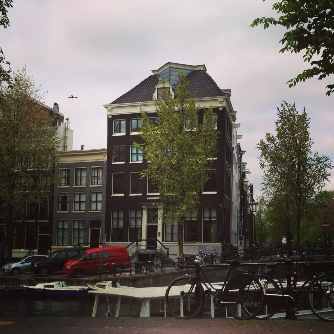 Canals in Amsterdam - Nicole Canning