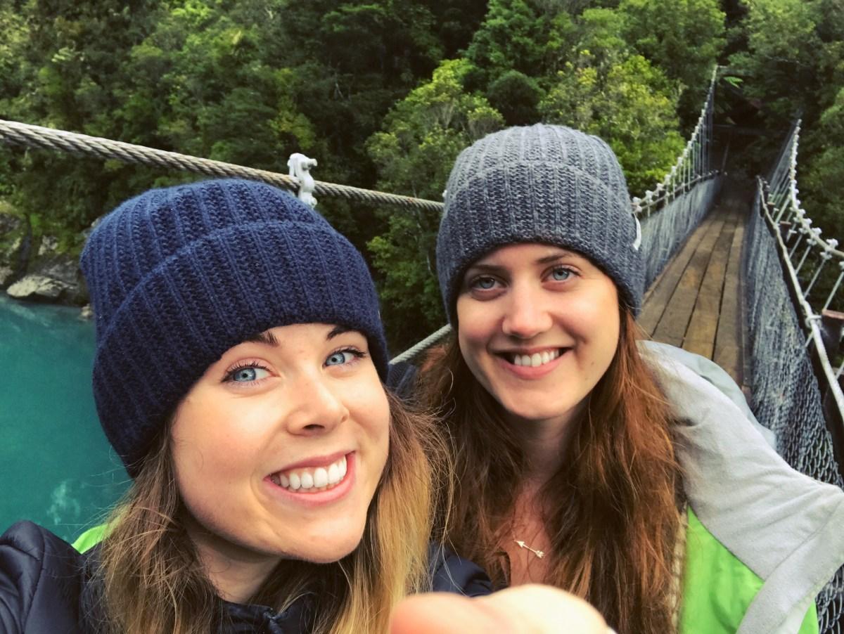 Hokitika Gorge New Zealand The Two Travelled Travel Blog