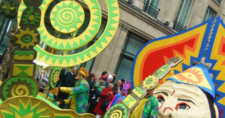 St Patrick's Day events in London