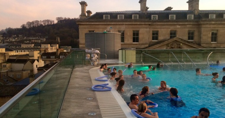Sunday Spa: Thermae Bath Spa