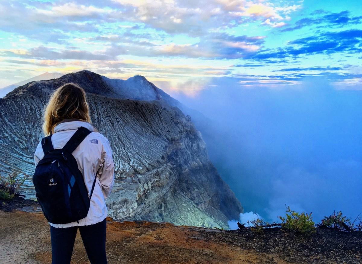 Travelling Wet Season Tips: Ijen Creator Nikki Canning