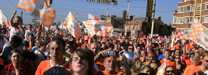 Blackpool's Less than Exciting Promotion BId