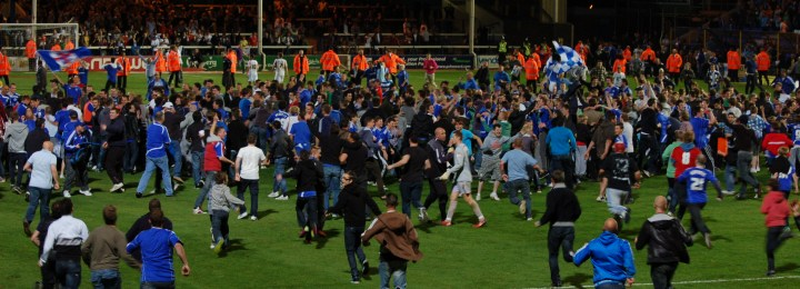 In Defence of Pitch Invasions