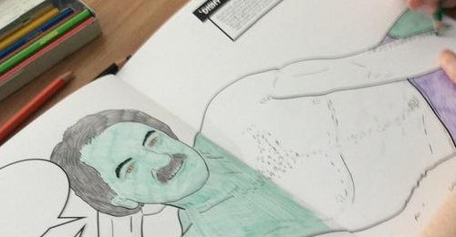 Book Review: Pundit Colouring