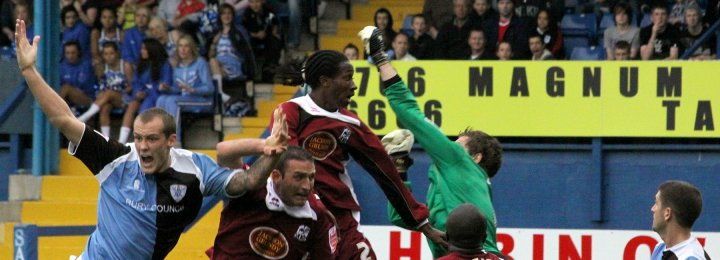 The Future of Northampton Town Hangs in the Balance