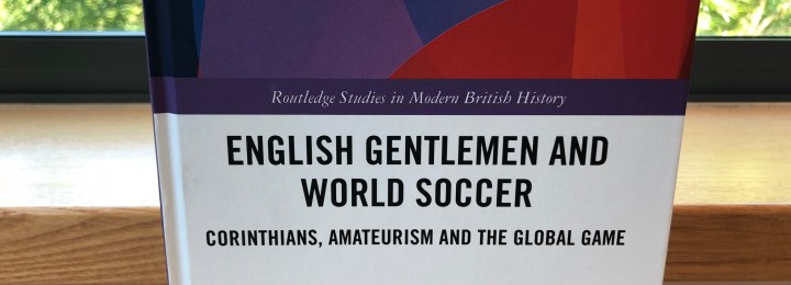 Book Review: English Gentlemen and World Soccer